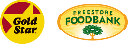 Gold Star & Freestore Foodbank